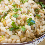 Recipe: Lemony White Beans With Grilled Onions