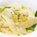 Recipe: Pappardelle With Cauliflower and Zucchini