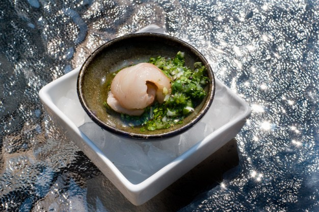 Iced Lychee With Asian Mignonette Sauce - Recipe | Herbivoracious ...