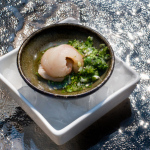 Iced Lychee With Asian Mignonette Sauce – Recipe