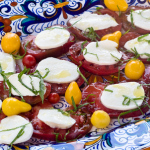 Insalata Caprese With Heirloom Tomatoes – The Greatest Salad Of All – Recipe