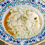 Summer Risotto With Corn And Zucchini – Recipe