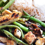 Vietnamese Lemongrass Green Beans and Tofu – Recipe