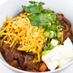 Best Vegetarian Chili Recipe – Delicious, Easy, Healthy and (Optionally) Vegan
