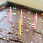 Whopper Cake – Book Review Plus Chocolate-Cream Cheese Frosting Recipe