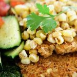 Quinoa Cakes With A Farmer's Market Riot – Recipe