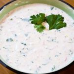 Cucumber, Radish and Cilantro Raita – Recipe