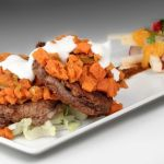 Bocoles (Masa and Black Bean Cakes) with Spicy Yams – Recipe