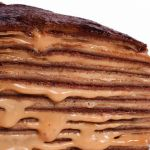Gateau de Crepes with Chocolate Pastry Cream and Dulce De Leche – Recipes