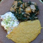 Eat ethiopian tonight including some seattle for Assimba ethiopian cuisine seattle wa
