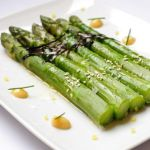 Asparagus With Nori Butter – Recipe