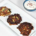 The Newlywed Kitchen – Book Review with a Recipe for Zucchini Fritters