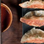 Mandu – Korean-Style Potstickers with Ssamjang / Kochujang Sauce – Recipe