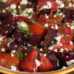 Tomato and Beet Salad – Recipe