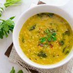 Indian Lentil Soup with Fenugreek (Methi Dal) – Guest Post Recipe