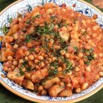 Turkish Chickpea and Potato Stew with Baharat – Recipe