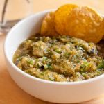 Smoked Pineapple and Tomatillo Salsa – Recipe
