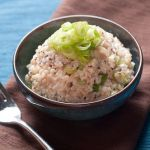 Scallion Curd Rice – Recipe