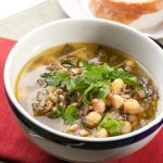 Farro and Chickpea Soup – Recipe
