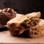 Spicy Caponata Panini – Recipe