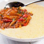 Polenta with Peperonata – Recipe