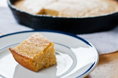 Video Recipe for Brown Butter Cornbread