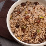 Kasha Pilaf with Dates, Pistachios and Baharat – Recipe