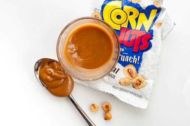 Corn Nut Butter