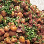 Chickpea Green Olive Tagine