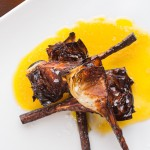 Fried Artichokes with Orange-Olive Oil Emulsion – Recipe