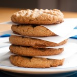 Sunflower Butter Cookies – Recipe