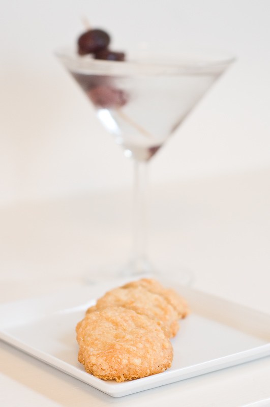 Boyikos (aka Boyos de Queso) - Sephardic Style Cheese Biscuits - The Greatest Snack with a Martini Ever - Recipe