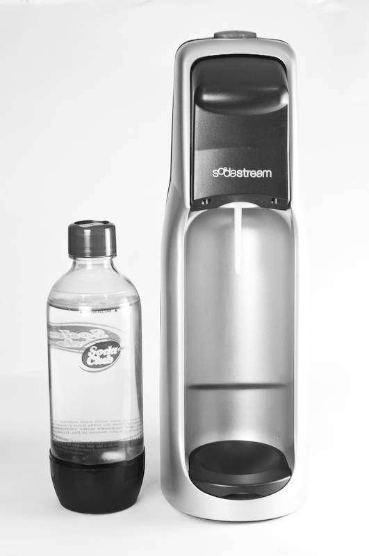 Make Sparkling Water Or Soda At Home With Sodastream