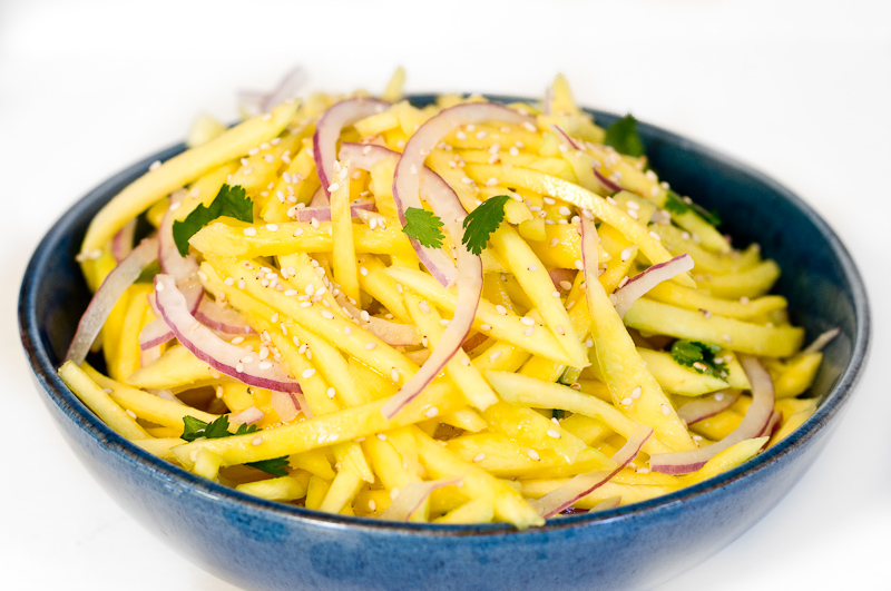 Vietnamese Green Mango Salad Recipe Mango Salad Green Mango Salad
