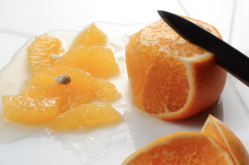 Mandarin orange supremes
