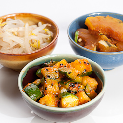 Three Easy Banchan Small