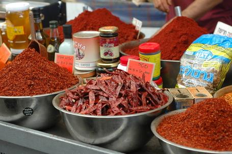 Various Chilis