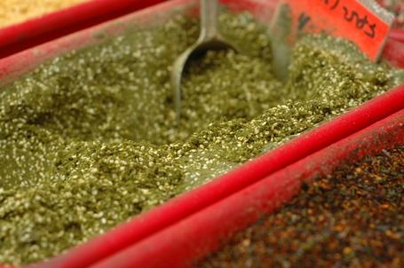 Zatar Spice Mixture