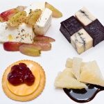 Cheese and Grapes Four Ways