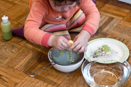 When Kids Do Molecular Gastronomy in Their Jammies