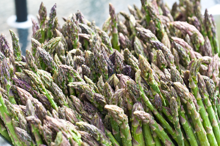 Insanely Fresh Asparagus