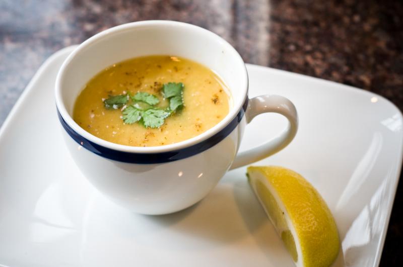Recipe syrian vegetarian red lentil soup shurbat addes syrianredlentilsoup forumfinder Images
