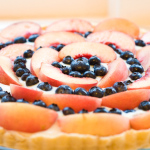 Nectarine and Blueberry Tart – Why I Am Not A Pastry Chef