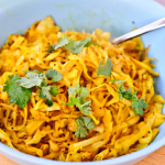 Five-Minute Indian-style Cabbage – A Tasty and Easy Side Dish