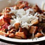"""Lobster Mushroom"" Spaghetti – Recipe"