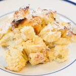 Challah French Toast Bread Pudding Goodness – Recipe