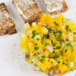 Golden Beet Tartare (Ok, Really, Diced Beet Salad) – Recipe