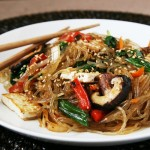 Vegetarian Jap Chae – A Guest Recipe by Alice of Savory Sweet Life
