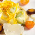 Shaved Summer Squash Composed Salad – Recipe