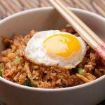 Kimchi Fried Rice (Kimchi Bokkeumbap) – Recipe
